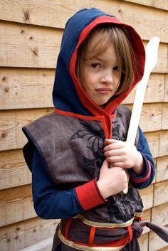 Вера Luna: рыцарь костюмы