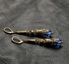 Steampunk Earrings Victorian Steampunk by VictorianCuriosities, $16.00