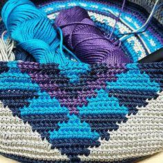 Wayuu Mochila crochet bag