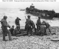 d-day invasion | Normandy Invasion -- The D-Day Landings, 6 June 1944 -- Part II