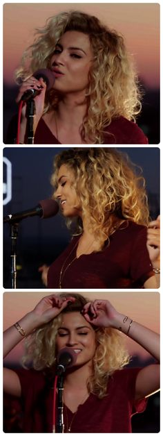 Tori Kelly. Her and Sunsets were made for each other! :)