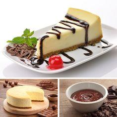 Sirabella's Chocolate Vegan Cheesecake