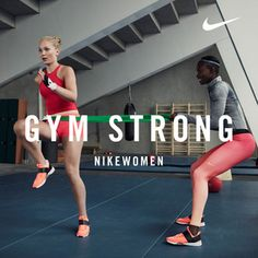The soundtrack of your workout. Lunge, jump, and squat your way to strength.