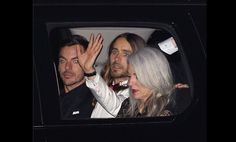SHANNON , JARED and CONSTANCE LETO