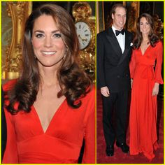 Prince William & Kate: Charity Dinner at St. James's Palace!