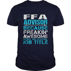 (New Tshirt Design) FFA-ADVISOR  Teeshirt this month  How to ? 1. Select color 2. Click the ADD TO CART button 3. Select your Preferred Size Quantity and Color 4. CHECKOUT! If You dont like this shirt you can use the SEARCH BOX and find the Custom Shirt with your Name!!  Tshirt Guys Lady Hodie  SHARE and Get Discount Today Order now before we SELL OUT Today  Camping 40 years to look this good tshirt