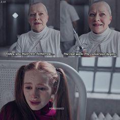 Riverdale ❤️ Season 2 Ep 16  Poor Cheryl 💗😢