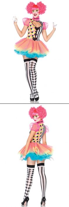 Adult Sweetheart Harlequin Costume leg avenue #legavenue #adult #womens…