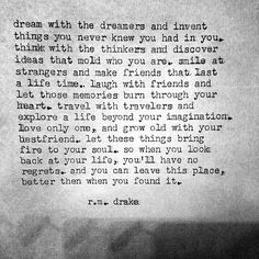 R. M. Drake @Robert Goris M. DRake Instagram photos | Websta