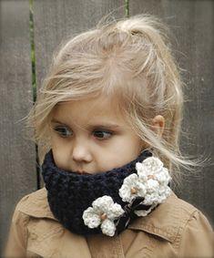 Crochet PATTERN-The Braxyn Warmer (Toddler, Child, and Adult sizes) - Stricken und Häkeln Love Crochet, Crochet Gifts, Crochet For Kids, Crochet Baby, Knit Crochet, Quick Crochet, Velvet Acorn, Knitting Patterns, Crochet Patterns