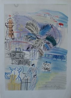 Raoul Dufy - Nice