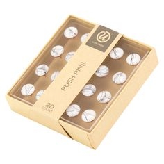 U Brands 6 count animal head push pins provide excellent assistance in pinning your important papers and messages while keeping you organized. Durably constructed, these pins allow you to easily pin your supplies. The sharp end of the pin can be easily inserted into tough surfaces such as cork boards, bulletin boards, notice boards, maps and even to hang up personal decorations like posters! Ideal for work and home offices, classrooms, and dorm rooms, these push pins are essential for your…