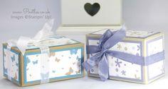 Perpetual Birthday Calendar Hand Stamped Box Tutorial