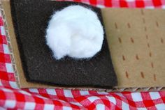 ULS Summer Unit: This activity is great to add to any camping theme for pretend play!