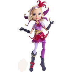Ever After High™ Way Too Wonderland™ Courtly Jester™ Doll - Shop.Mattel.com