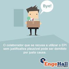 De acordo com a CLT, a recusa do uso de EPI configura ao mesmo tempo negligência, descumprimento das regras da empresa e desacato a ordem superior.
