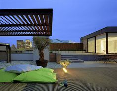 http://onekindesign.com/2012/01/23/exceptional-penthouse-loft-in-brussels/
