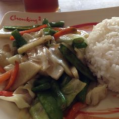 Post Panda Pao-ing -> Chopsuey na pud  #chowking #Philippines #pescetarian #lunch #food #foodie #vegetable #healthymeal #nutritious #thriftylook