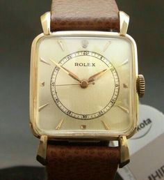 Vintage 1940's Rolex ref.4580.