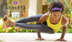 Our faithful 7:30 am teacher at 2012 Solstice, Athleta model and yoga teacher, Drisana Carey.