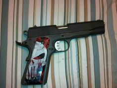Will have to get these grips for my 1911