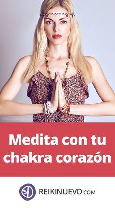 #Meditación: #Activa el #chakra #corazón +  info https://www.reikinuevo.com/meditacion-guiada-activando-chakra-corazon/