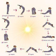Voileuse Mag: 15 minutes de yoga par jour