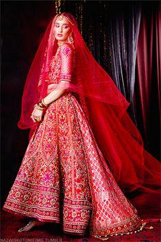 Tarun Tahiliani - Bridal 2013