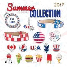 Origami Owl  Are you ready for the 2017 Summer Collection?!?  www.charmingsusie.origamiowl.com