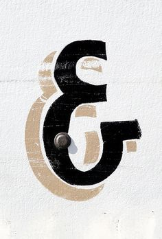 ampersand #typography