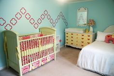 Moroccan-inspired nursery with elephant accents