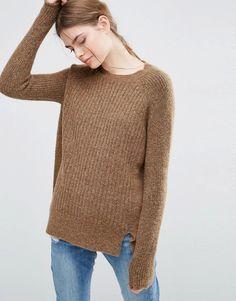 ASOS | Jersey en mezcla de lana de ASOS en ASOS