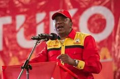 Uhuru Scoffs at Corruption Claims in Jubilee Government   Update