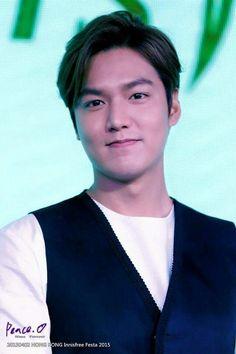 Lee Min Ho for Innisfree.