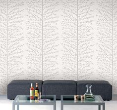 Empapelado - Arbol - Papel de parede