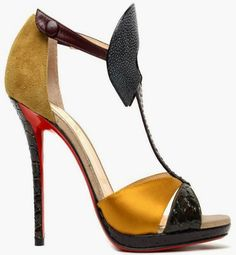 Christian Louboutin has consistently proven time and time again why it is the most recognized and beloved footwear label in the competitive world of shoe Heeled Boots, Shoe Boots, Suede Shoes, Shoes Heels, Christian Louboutin Women, Kinds Of Shoes, Milan Fashion Weeks, Louboutin Shoes, Sexy High Heels