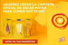 ¡Gana tu camiseta Oscar Mayer!