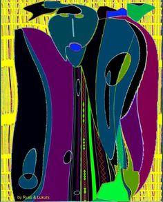 "Saatchi Art Artist Igor Bajenov; Collage, ""Futurism - New generation design !"" #art"