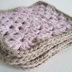 Coasters granny squares