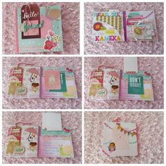 Incoming for This is beautiful. You did an amazing job. Pen Pal Letters, Pocket Letters, Mini Books, Flip Books, Snail Mail Pen Pals, Diy And Crafts, Paper Crafts, Mail Gifts, Handmade Books