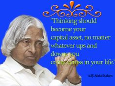 Dr APJ ABDUL KALAM popula quotes for inspirable life Hindi Quotes, Famous Quotes, Quotations, Best Quotes, Life Quotes, Kalam Quotes, The Legend Of Heroes, Abdul Kalam, Well Said Quotes