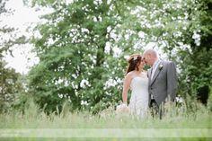 Langley Priory Wedding