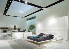 Ultramodern Bedroom Furniture - Ultramodern Style - http://interiordesign4.com/ultramodern-bedroom-furniture-ultramodern-style/