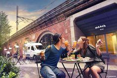 "Good news for the beer lovers!! ★""Beer Arch"" From 2016/7/19 - 2016/9/16 (Event space ""Tatazumai""will end on 2016/9/15) mAAch ecute KANDA MANSEIBASHI@Akihabara #japankuru #japan #beergarden #beer #mAAchecute #kanda #akihabara #秋葉原 #啤酒 #電車 #神田萬世橋"