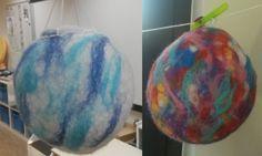 Lampion: Ballon vilten