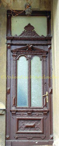Little Paris type doorway, Gradina Icoanei area