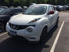 Certified Pre-Owned #Nissan #Juke #Nismo at Kline Nissan.  Check it out today before it's gone!