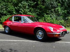 Jaguar E-Type Series III Coupe (1973)