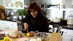 Engagement Roast Chicken Recipe : Ina Garten : Food Network