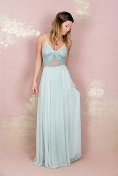 helen & sienna bridsmaids collecation -myli dress